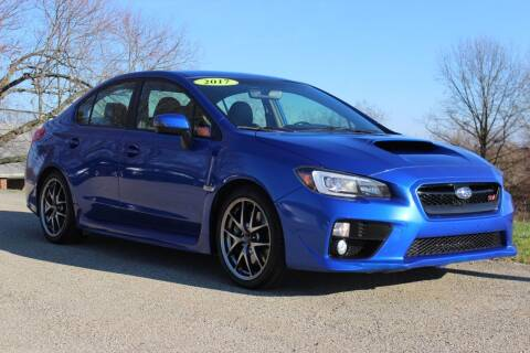 2017 Subaru WRX for sale at Harrison Auto Sales in Irwin PA