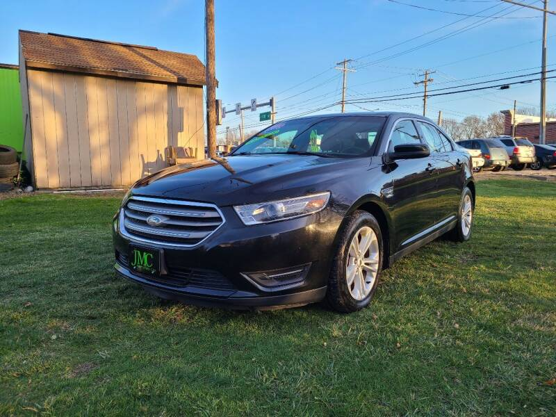 2015 Ford Taurus for sale at Johnny's Motor Cars in Toledo OH