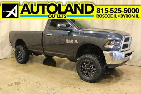 2015 RAM Ram Pickup 3500 for sale at AutoLand Outlets Inc in Roscoe IL