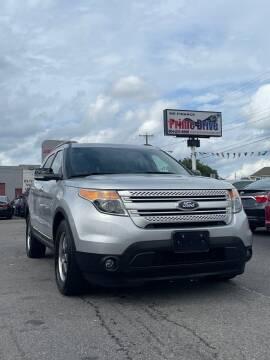 2013 Ford Explorer for sale at Prime Drive Inc in Richmond VA