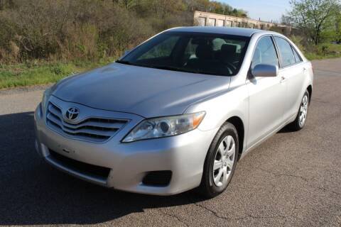 2010 Toyota Camry for sale at Imotobank in Walpole MA