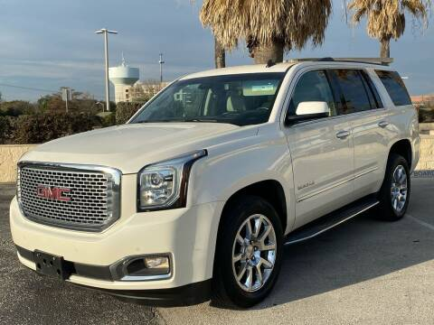 2015 GMC Yukon for sale at Motorcars Group Management - Bud Johnson Motor Co in San Antonio TX