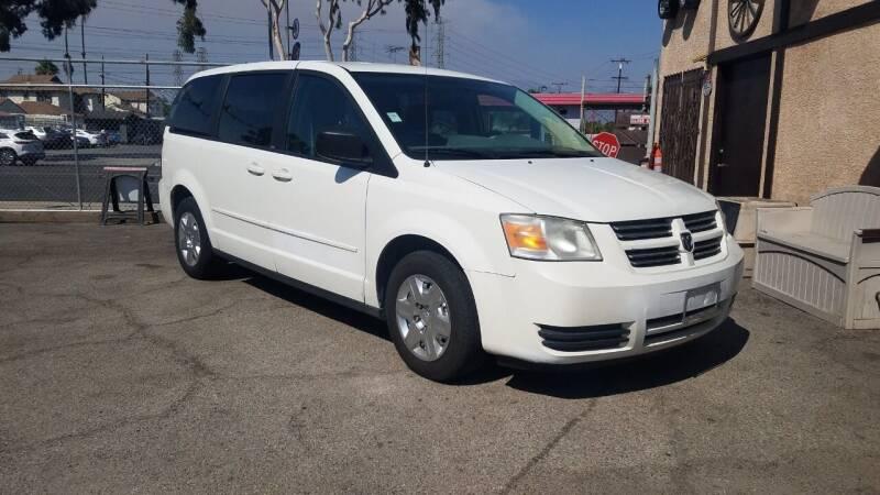 2009 Dodge Grand Caravan for sale at Vehicle Center in Rosemead CA