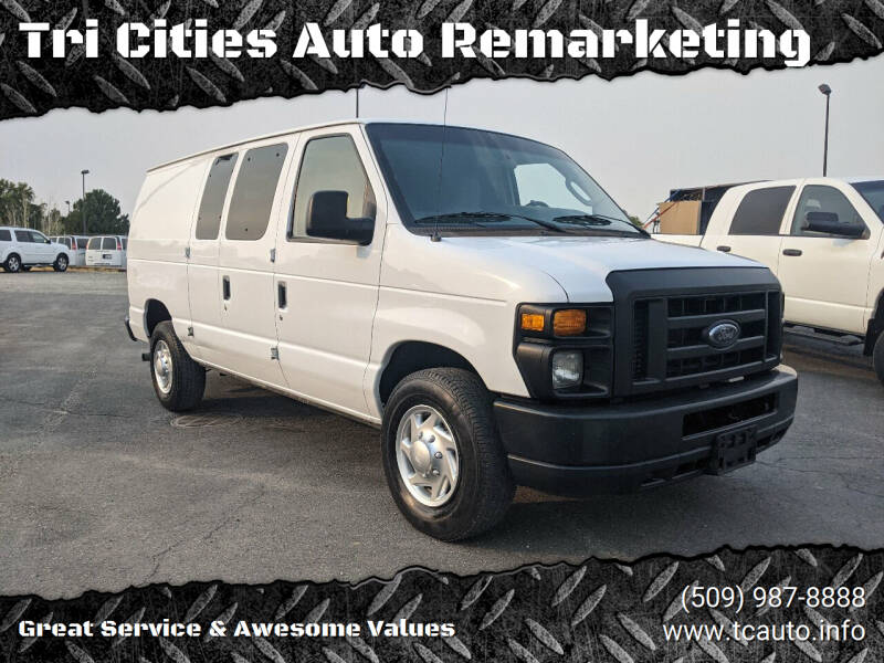 2011 Ford E-Series Cargo for sale at Tri Cities Auto Remarketing in Kennewick WA