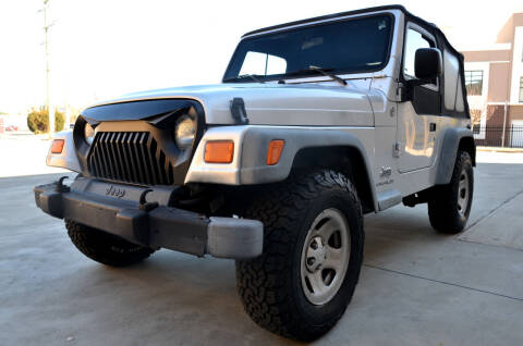 2005 Jeep Wrangler for sale at Wheel Deal Auto Sales LLC in Norfolk VA
