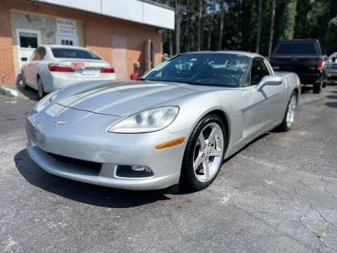 2006 Chevrolet Corvette for sale at Magic Motors Inc. in Snellville GA