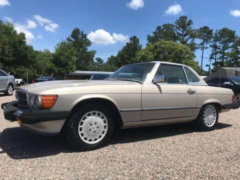 1989 Mercedes-Benz 560-Class for sale at #1 Auto Liquidators in Yulee FL
