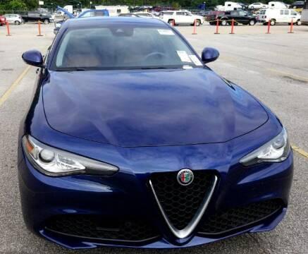 2017 Alfa Romeo Giulia for sale at Pars Auto Sales Inc in Stone Mountain GA