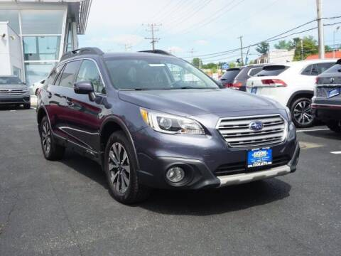 2016 Subaru Outback for sale at Ron's Automotive in Manchester MD