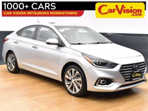 2018 Hyundai Accent for sale at Car Vision Buying Center in Norristown PA