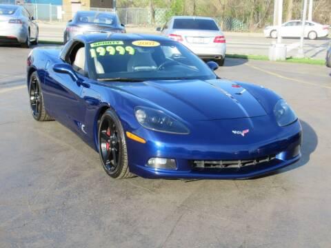 2007 Chevrolet Corvette for sale at Auto Land Inc in Crest Hill IL