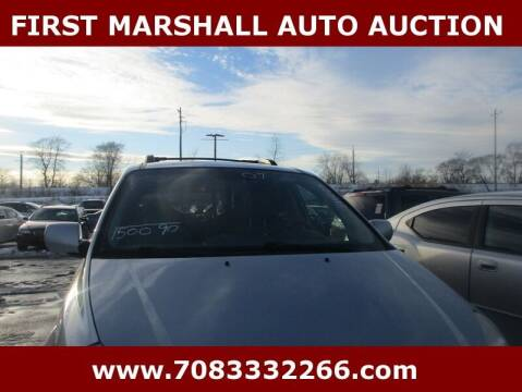 2007 Kia Sedona for sale at First Marshall Auto Auction in Harvey IL