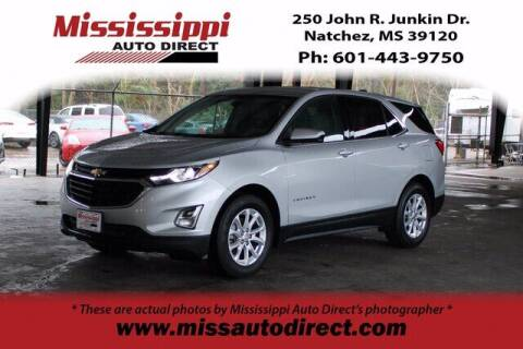 2019 Chevrolet Equinox for sale at Auto Group South - Mississippi Auto Direct in Natchez MS