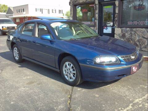 2005 Chevrolet Impala for sale at Dons Tire & Auto in Butler WI
