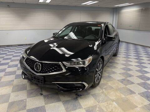 2018 Acura TLX for sale at Mirak Hyundai in Arlington MA