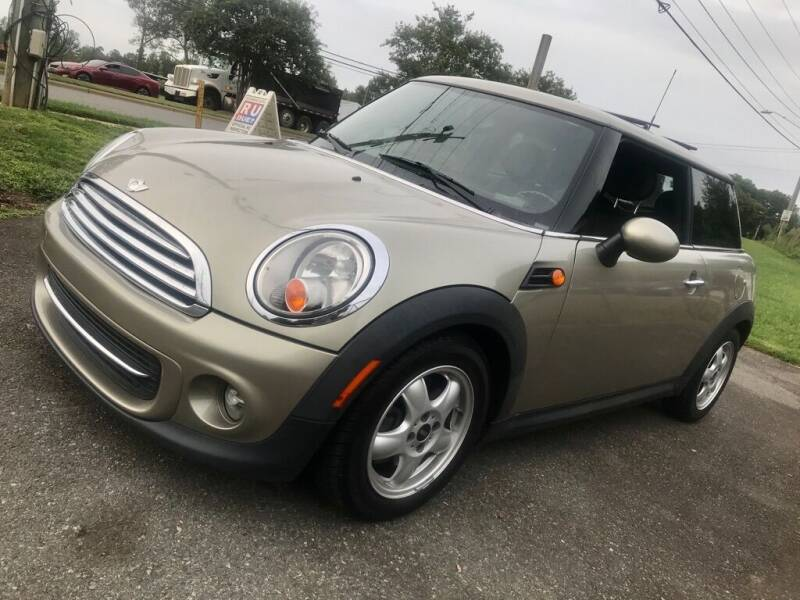 2011 MINI Cooper for sale at Twins Motors in Charlotte NC
