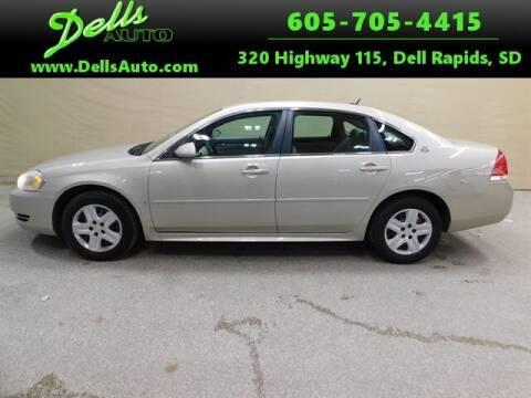 2009 Chevrolet Impala for sale at Dells Auto in Dell Rapids SD