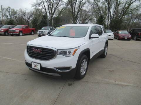 2017 GMC Acadia for sale at Aztec Motors in Des Moines IA