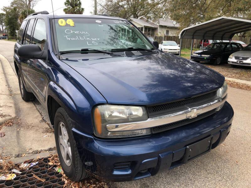 2004 Chevrolet TrailBlazer for sale at Castagna Auto Sales LLC in Saint Augustine FL