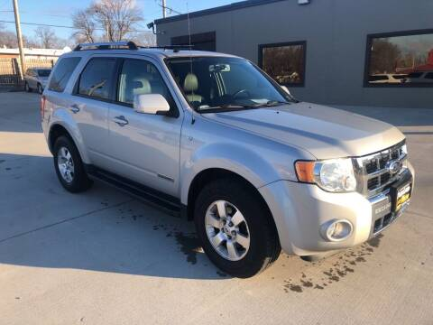 2008 Ford Escape for sale at Tigerland Motors in Sedalia MO
