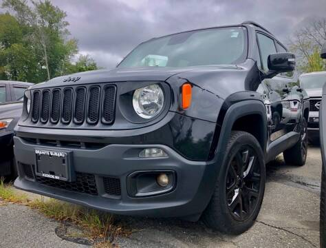 2017 Jeep Renegade for sale at Top Line Import of Methuen in Methuen MA