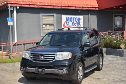2015 Honda Pilot for sale at Motor Car Concepts II - Kirkman Location in Orlando FL