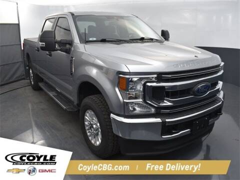 2020 Ford F-250 Super Duty for sale at COYLE GM - COYLE NISSAN - New Inventory in Clarksville IN