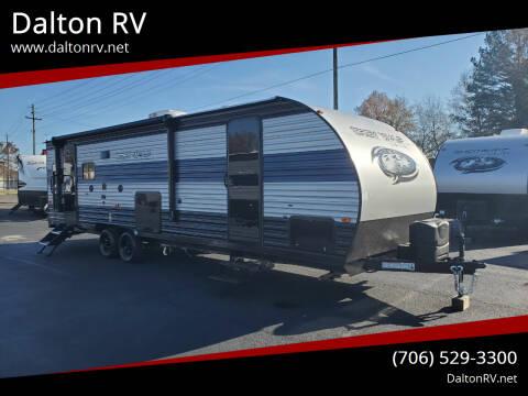 2021 Forest River Grey Wolf 26MK for sale at Dalton RV in Dalton GA