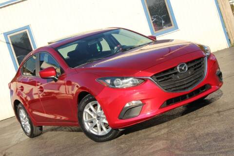2014 Mazda MAZDA3 for sale at Dynamics Auto Sale in Highland IN