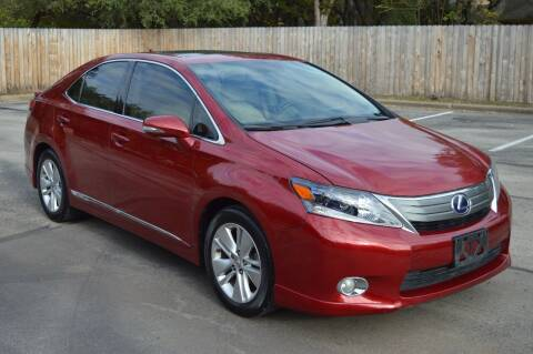 2011 Lexus HS 250h for sale at Coleman Auto Group in Austin TX