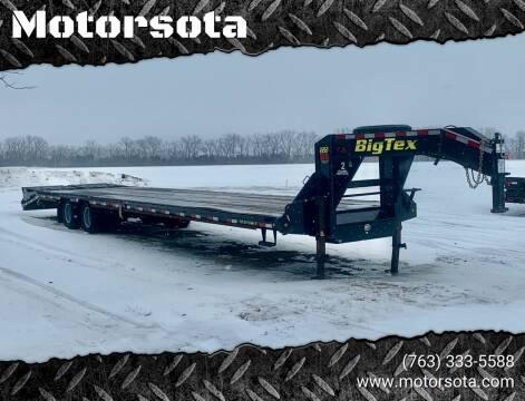 2018 Big Tex 40ft Gooseneck for sale at Motorsota in Becker MN