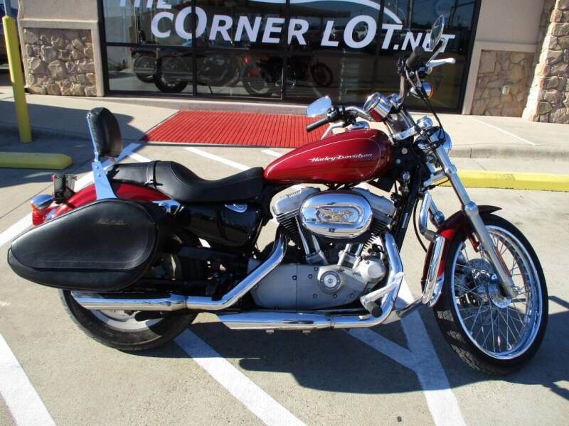2006 Harley-Davidson XL883C for sale at Cornerlot.net in Bryan TX