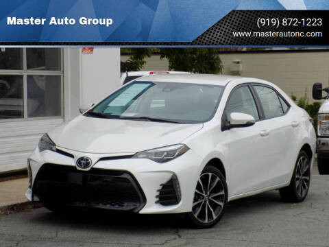 2019 Toyota Corolla for sale at Master Auto Group in Raleigh NC