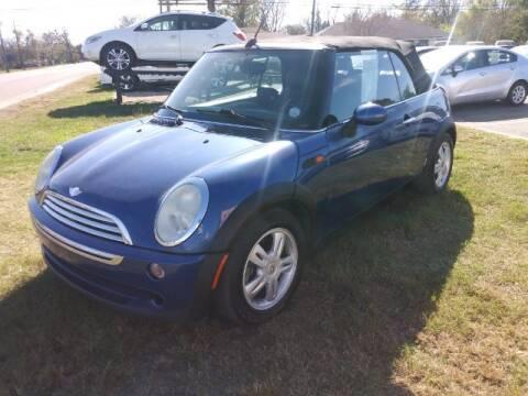 2008 MINI Cooper for sale at 2nd Chance Auto Sales in Montgomery AL