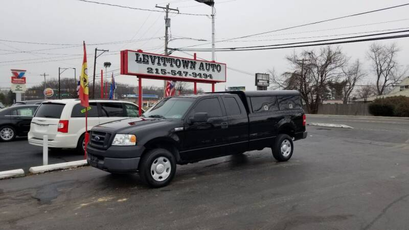 2005 Ford F-150 for sale at Levittown Auto in Levittown PA