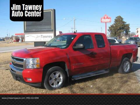 2011 Chevrolet Silverado 1500 for sale at Jim Tawney Auto Center Inc in Ottawa KS