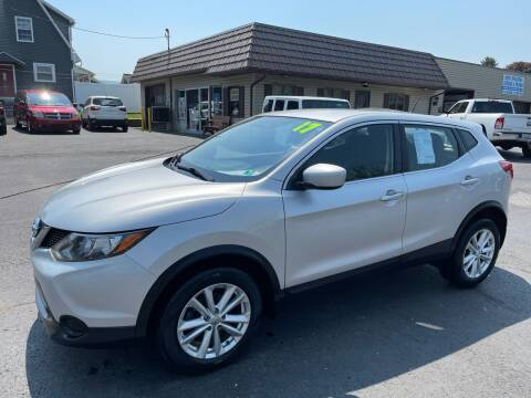 2017 Nissan Rogue Sport for sale at MAGNUM MOTORS in Reedsville PA