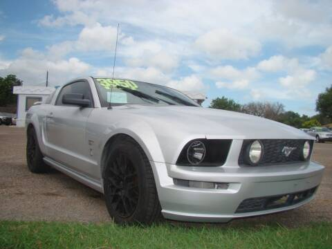2005 Ford Mustang for sale at Rocky's Auto Sales in Corpus Christi TX
