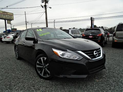 2016 Nissan Altima for sale at Auto Headquarters in Lakewood NJ