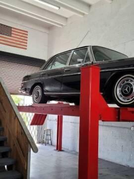 1971 Mercedes-Benz 300-Class for sale at Classic Car Deals in Cadillac MI