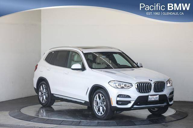 2021 BMW X3 for sale in Glendale, CA