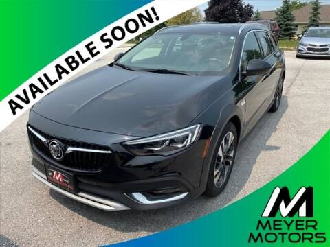 2018 Buick Regal TourX for sale at Meyer Motors in Plymouth WI