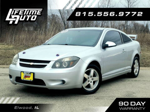 2010 Chevrolet Cobalt for sale at Lifetime Auto in Elwood IL