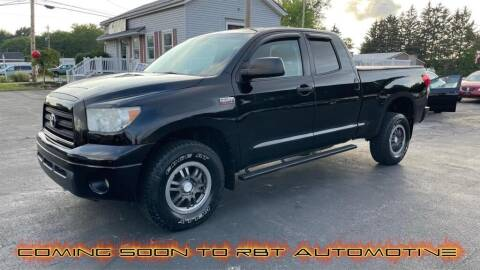 2009 Toyota Tundra for sale at RBT Automotive LLC in Perry OH