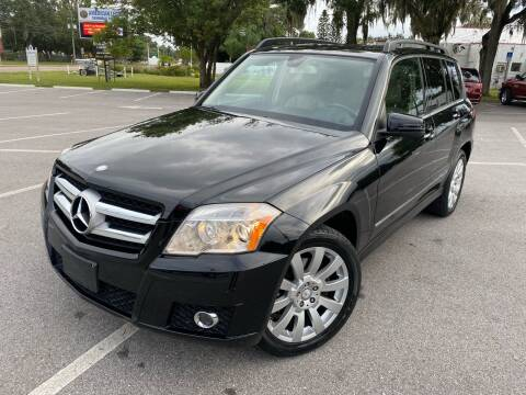 2011 Mercedes-Benz GLK for sale at CHECK  AUTO INC. in Tampa FL
