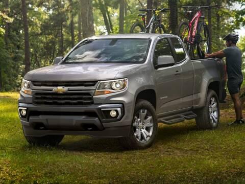 2021 Chevrolet Colorado for sale at James Hodge Chevrolet of Broken Bow in Broken Bow OK
