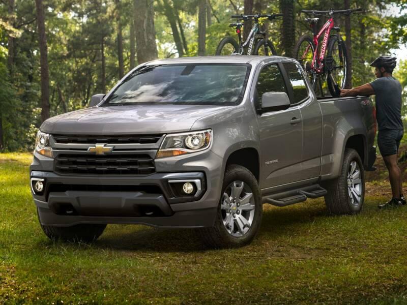 2021 Chevrolet Colorado for sale at Sundance Chevrolet in Grand Ledge MI