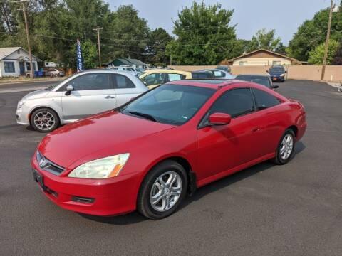 2007 Honda Accord for sale at Progressive Auto Sales in Twin Falls ID