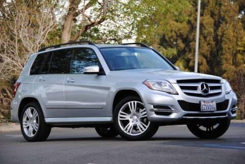 2013 Mercedes-Benz GLK for sale at VSTAR in Walnut Creek CA