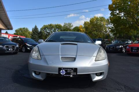 2000 Toyota Celica for sale at Atlas Auto in Grand Forks ND